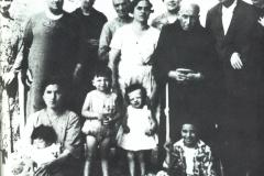 Fra' Giuseppe con la famiglia